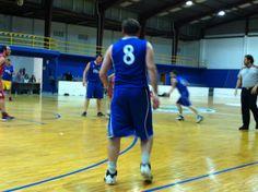 BASKETBALL & CHOCOLATE. Partit Sènior: l'Olleria Bàsquet - CB Font de la Figuera (26-1-2014).