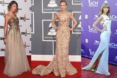 Taylor Swift's fashion.