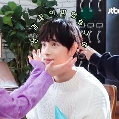 Im Siwan, Lil Baby, Make You Smile, Korean Drama, Kdrama, Actors, Running, Guys, Live