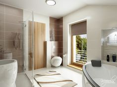 ID: 4067 Krupina 2014 - Kúpeľne Modern Interior, Divider, House Design, Room, Furniture, Home Decor, Self, Bedroom, Decoration Home