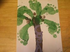 """Moments of Mommyhood: Friday Book Projects-These Trees Have """"Sole"""""""