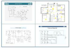r i flie schema symbole elektrische schaltpl ne. Black Bedroom Furniture Sets. Home Design Ideas