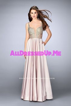 La Femme - 24305 - All Dressed Up, Prom Dress