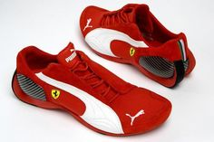 FERRARI SHOES (Made By Puma) - Ferrari Photo (26422220) - Fanpop fanclubs