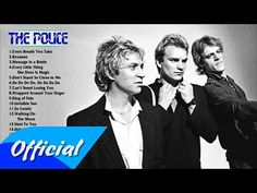 The Police greatest hits full album 2015 - the best of The Police HD/HQ - YouTube.