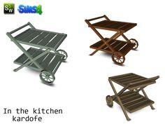 kardofe_In the kitchen_cart