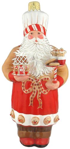 Patricia Breen Brillat-Savarin Gingerbread 2012  http://www.peachtreeplaceonline.com/