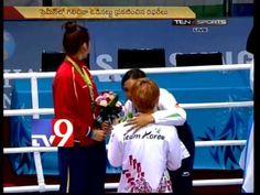 Asian Games : Sarita Devi receives bronze medal, cries over unfair result
