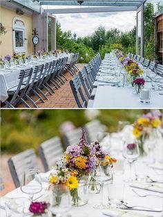 Colorful garden wedding in Austria. Captured By: Natascha Unkart #weddingchicks http://www.weddingchicks.com/2014/10/15/colorful-garden-wedding-in-austria/