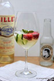 Schöner Tag noch! Food-Blog mit leckeren Rezepten für jeden Tag: Der perfekte Sommerdrink: Lillet Vive