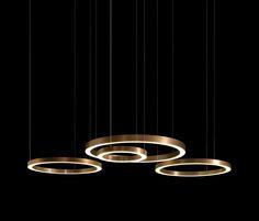 Light Ring Horizontal von HENGE | Allgemeinbeleuchtung