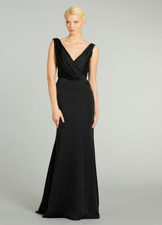 "Noir By Lazaro - ""NZ3286"" Available at GIGI of Mequon in WI. www.gigiofmequon.com"
