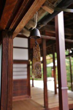 reference for Woodworking - kuroi-kawaii:    At Kenninji by YOKO     Via...