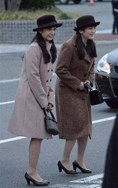 Princess Mako and Kako 1/30/16