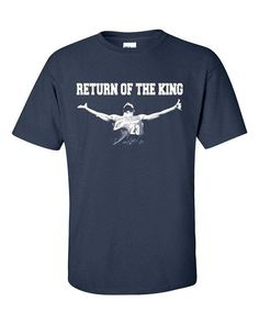 Dmart7deal; Return of the King Lebron James SHIPS FROM OHIO USA T shirt