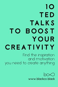 The best Ted Talks to boost your creativity. Easy, quick and, even though a powerful way to find the inspiration and motivation you need to create anything. Self Development, Personal Development, Best Ted Talks, Steven Johnson, Keep Trying, What Can I Do, Public Speaking, Startup, Thing 1