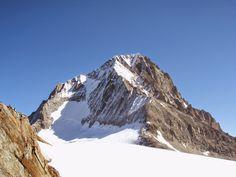 Bietschhorn (3934 m), Valais, Switzerland  by Samuel Kreuzer