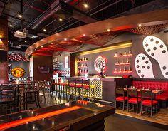 Echa un vistazo a este proyecto @Behance: \u201cManchester United Cafe and Bar, Ghatkopar\u201d https://www.behance.net/gallery/10993261/Manchester-United-Cafe-and-Bar-Ghatkopar