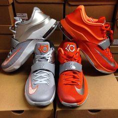 "Nike KD 7 ""Unversity of Texas"" PEs - SneakerNews.com"
