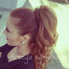 11. Dutch Braid into a Ponytail The best thing about a Dutch braid it that it looks hard to style but it's easy when you know how. If you are great at making French braids, then try this. It's the opposite of doing a French braid – you plait under each other, not over. Sounds …