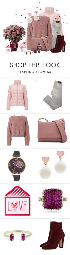 """""""Casual Date to Celebrate 5,000 Followers on Polyvore ... Today !!!!"""" by fashiongirl-26 ❤ liked on Polyvore featuring Miss Selfridge, rag & bone, Joseph & Stacey, Olivia Burton, Effy Jewelry and Kendra Scott"""