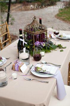 Свадьба в стиле прованс - Provence-svadba
