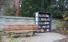 Estate a Ferrazzano con la libreria all'aperto, libera e gratuita   Molisiamo