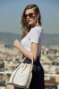 Leather handbags designed and made in Spain. #petuscobags #handbags #trend #fashion #madeinSpain