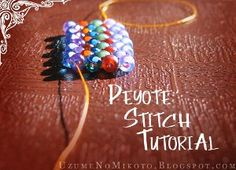 Beginner Beading Tutorials: How to Peyote Stitch, Brick Stitch, Square Stitch and More