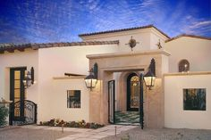Mediterranean Home Hacienda With Court Yards Design, Pictures, Remodel, Decor and Ideas - page 16