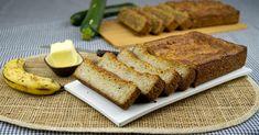 Banana Bread / @DJ Foodie / DJFoodie.com