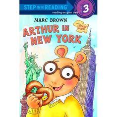 Arthur in New York Book