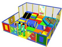 Commercial Indoor Toddler Playground Equipment Manufacturer Designs by Iplayco