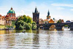Prague // photographer: Raymond Loyal // // visit my website Czech Republic, Prague, Tourism, Mansions, Website, House Styles, City, Travel, Mansion Houses