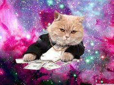 Image result for cats in space transparent gif