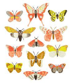 """illustrated by """"alyssa nassner"""" seen on vlinspiratie.blogspot.com"""