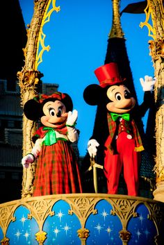 christmas + disney = the best thing ever #MinitimeDreamHoliday