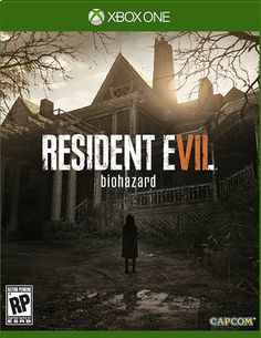Resident Evil 7 Biohazard Xbox One With Images Resident Evil