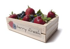 """Berry Fresh"" Packaging on Behance"