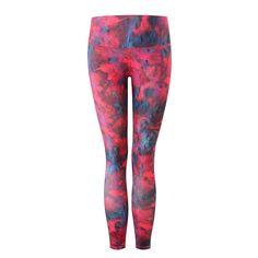 Women Sports Tights Yoga Pants Women Fitness Slim Sexy Long Yoga Leggings Elastic Pants High Waist Ladies Winter Running Pants