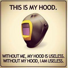 Truth Welding Memes, Welding Funny, Welding Gear, Welding Rigs, Metal Projects, Welding Projects, Vinyl Projects, Welder Humor, Welding Classes