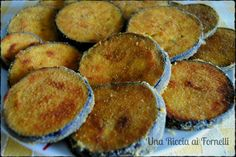 Melanzane impanate al microonde Microwave Recipes, Cooking Recipes, My Favorite Food, Favorite Recipes, Savoury Dishes, Sweet And Spicy, Cooking Time, Street Food, Italian Recipes