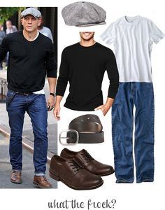 For my man :) What the Frock? - Affordable Fashion Tips and Trends: Guy Style: Daniel Craig