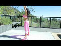 Rosa Acosta shows you a few squat exercises in this part two video.