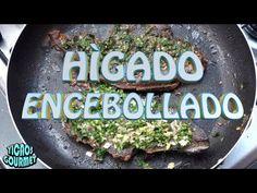 HÌGADO Encebollado - YouTube Grains, Rice, Youtube, Food, Gourmet, Liver And Onions, Meal, Essen, Hoods