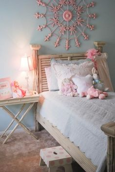 Isabella's Shabby {Chic} Toddler Room - Girls' Room Designs - Decorating Ideas - Rate My Space