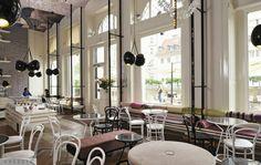 Lolita café / by Trije Arhitekti & Jagoda Jejcic / photo by Jagoda Jejčič