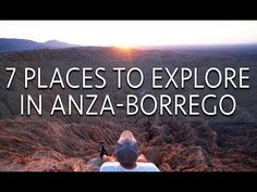 Anza-Borrego Desert State Park Guide: Hiking, Off Roading, Slot Canyons & Camping | California Through My Lens