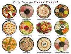 recipe: costco party platters menu 2017 [11]