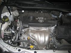 2010 Toyota Camry 2.4L I4 Engine Toyota Camry, Performance Engines, Best Oils, Oil Change, Engine Types, Engineering, Vehicles, Car, Oil